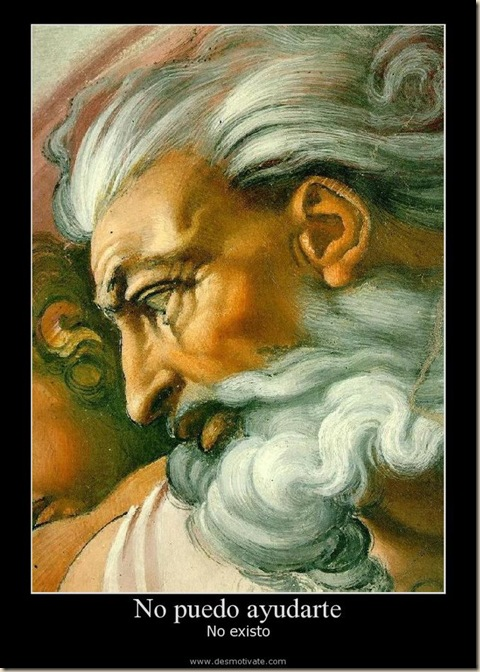 Desmotivaciones ateismo dios jesus Biblia (111)