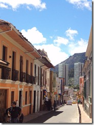 Bogotá Centro Histórico
