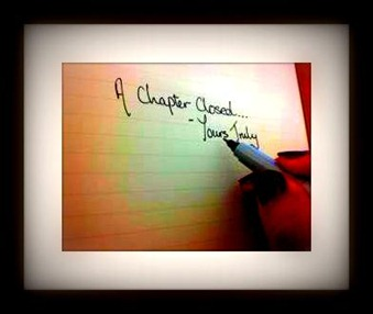 chapter closed