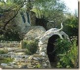 odd tree house