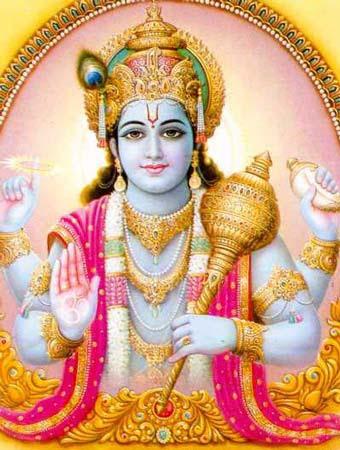 Varanasi: Vishnu
