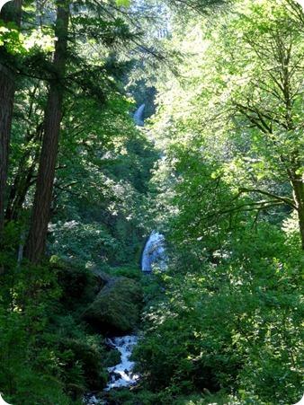 Wah-kee-na Falls