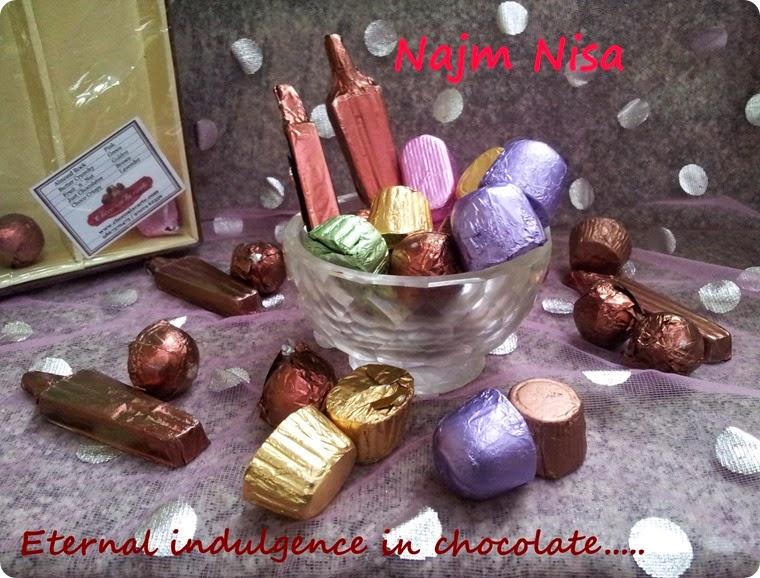 Chocolate heaven ! Chocoalacarte