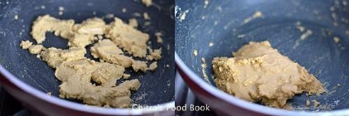 how to make besan ladoo-3