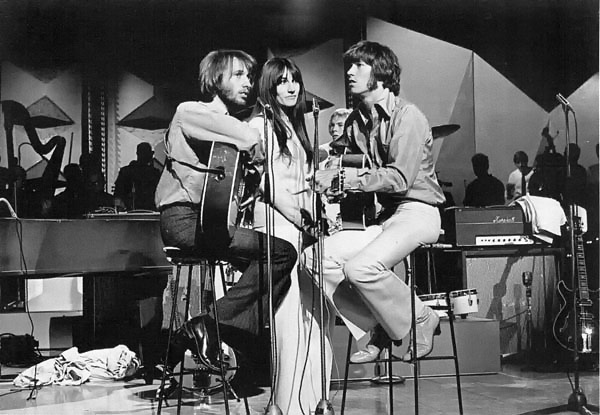 Lesley Gibb on Stage