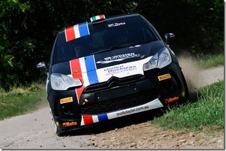 Molly Taylor Citroen DS3 front_480x319