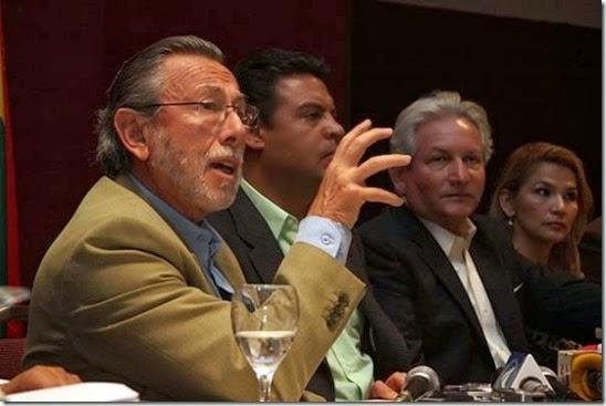 Presidenciales Bolivia 2014