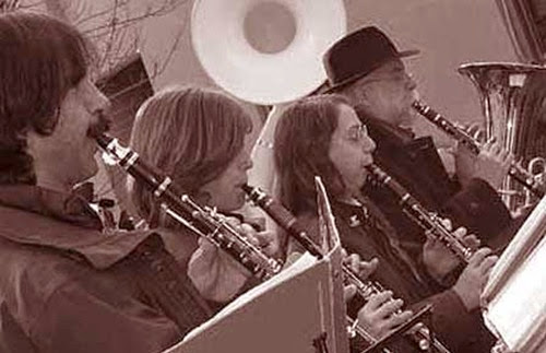 Scuola musica Testaccio anni 70