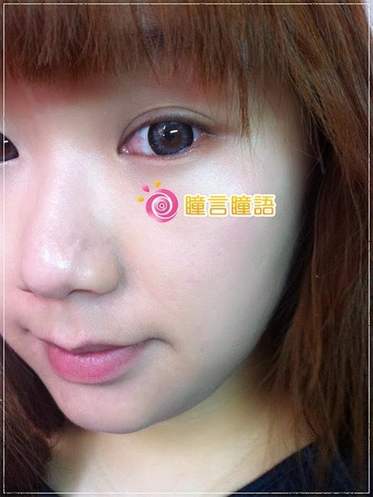 韓國GEO隱形眼鏡-Bella貝拉灰6