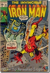 P00180 - El Invencible Iron Man #36