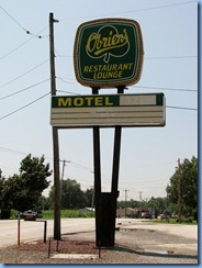 2188 Pennsylvania - Abbottstown, PA - Lincoln Hwy (Hwy 30) - O'Briens Restaurant & Motel