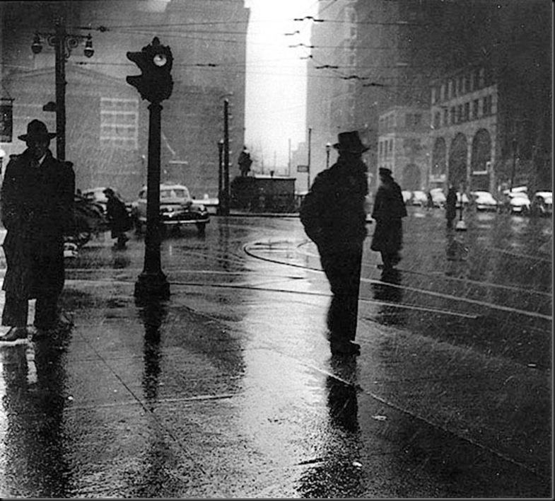 Rain, 1945