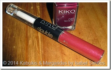 Double Touch #114 Light Plum da KIKO