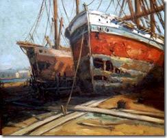 arturo-pacheco-altamirano-barcas-pintores-latinoamericanos-juan-carlos-boveri