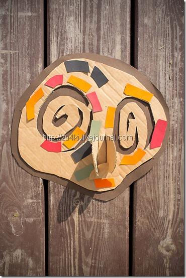 mascaras caseras africanas para isfraz todohalloween (2)