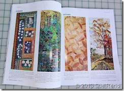 American Quilter Magazine March 2013