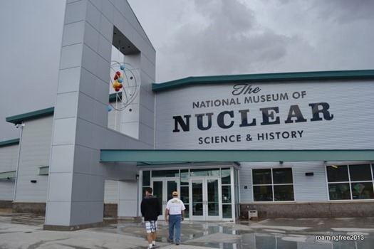 Museum of nuclear Science & History