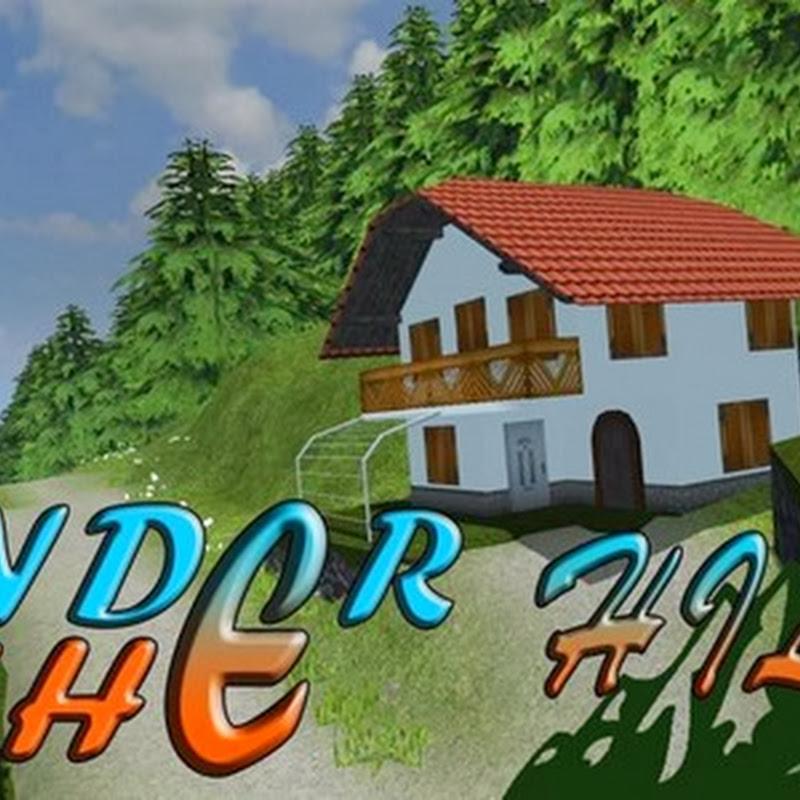 Farming simulator 2013 - UTH map under the hill v 1.0