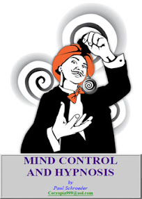 Cover of Paul Schroeder's Book Mind Control And Hypnosis