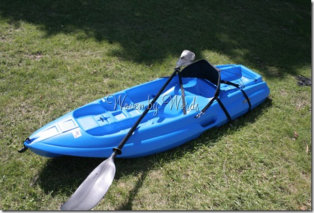 The Famous Calypso Kayak Gets a Name Makeover