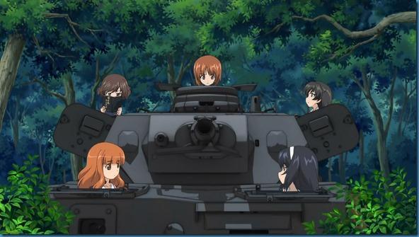 Girls und Panzer - 13