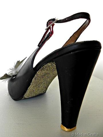 diy shoe redo