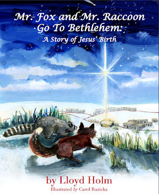 Book Cover courtesy:  lloydholmbooks.com