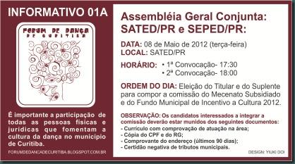 01A-120505-Comissão mecenato e fundo SATED SEPED