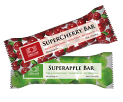 блокчета СуперЯбълка и СуперЧереша / SuperApple BarSuperCherry Bar