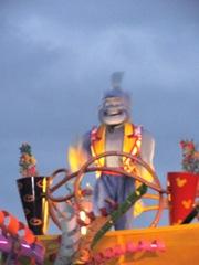 Disney trip Movers shakers genie