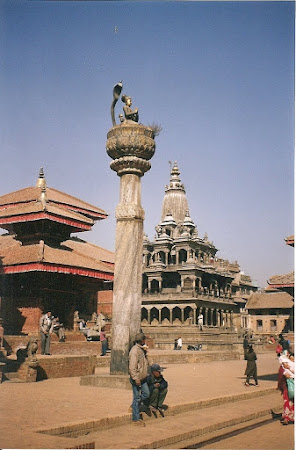 Things to see in Nepal: Durbar Square Patan