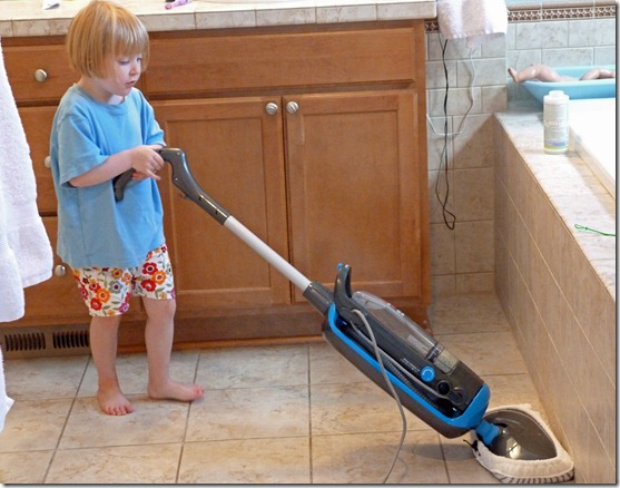 Practical Life Skills - Care of Environment - Mopping Floors