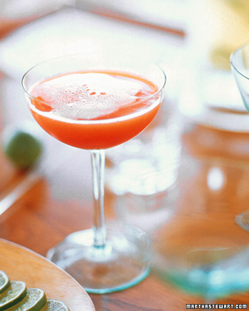 Blood-Orange Champagne Cocktails: Put a sophisticated spin on mimosas by using ruby-hued blood-orange juice.
