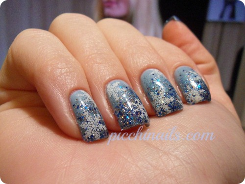 Essence-Sure-Azure-and-Essence-Gleam-in-Blue-and-Mavala-Sparkling-Blue-with-stamping-in-konad-SP-white-m59.