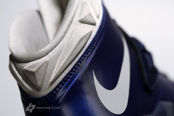 Nike Soldier VII 7 Deep Royal  Pure Platinum  Medium Navy