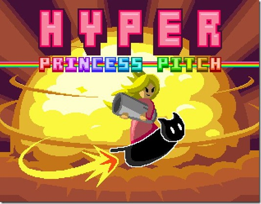 Hyper Princess Pitch free indie game image (4)