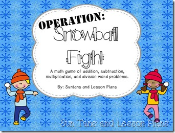 Operation Snowball Fight