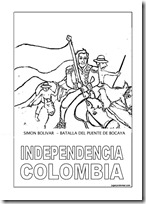 INDEPENDENCIA COLOMBIA PUENTE BOCAYA 1