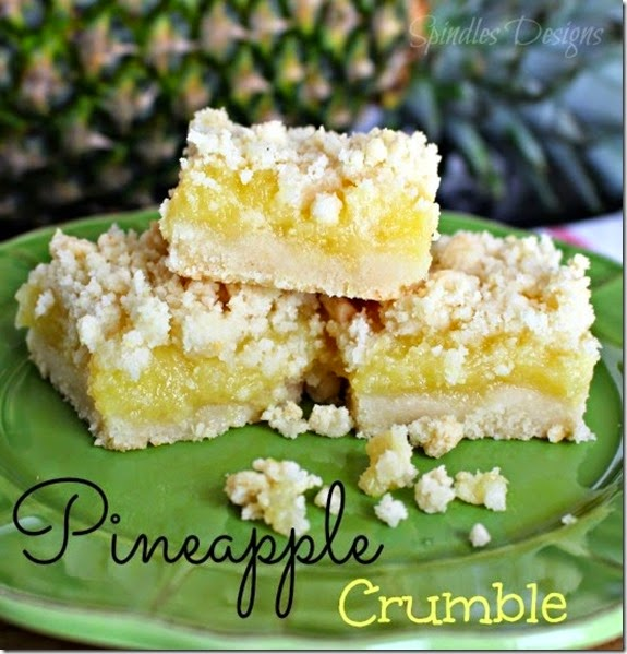 pineapple crumble 1