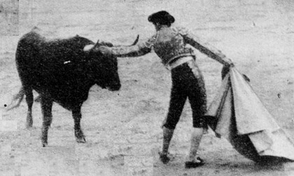 1917-05-04 (La Lidia) Madrid Joselito remate quite