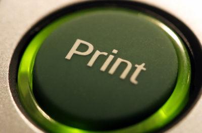 Boton de Imprimir