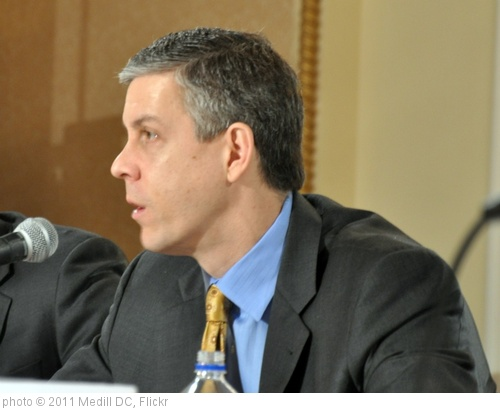 'Arne Duncan speaks to mayors' photo (c) 2011, Medill DC - license: http://creativecommons.org/licenses/by/2.0/