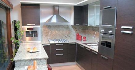 cocinas pequeas modernas 20131 - Cocinas Pequeas Modernas