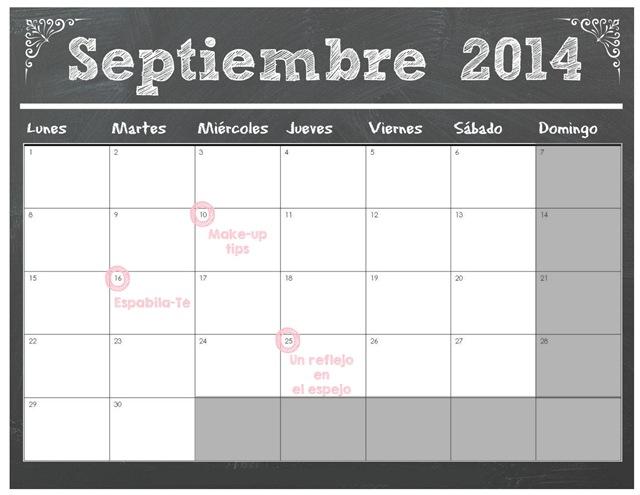 Calendario-Septiembre-2014 - PARA BLOG