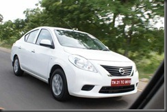 nissan sunny latest model