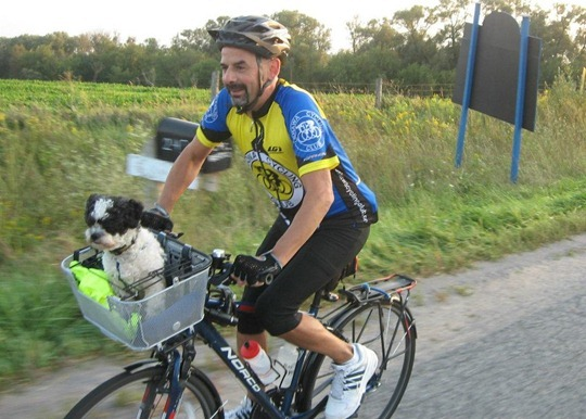 Bike Art Contest Winning Photo by Joe Arruda