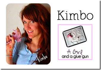 Kimbo A Girl and a Glue Gun