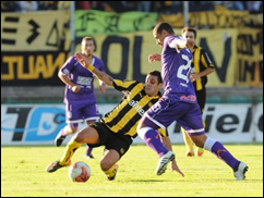 Defensor Sporting vs Peñarol