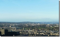 view to forth bridge