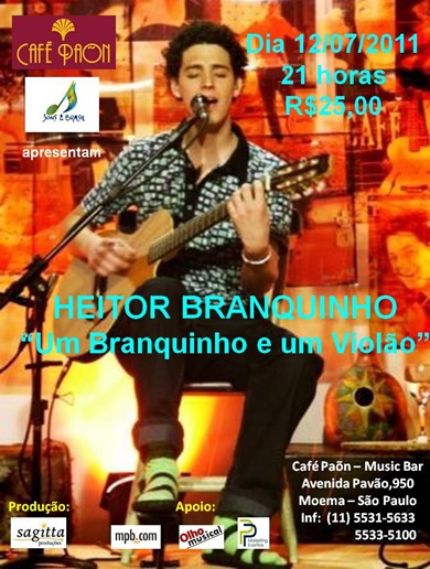 Heitor Branquinho Café Paõn
